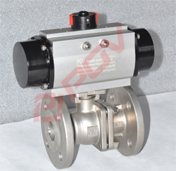 气动球阀设计制造标准