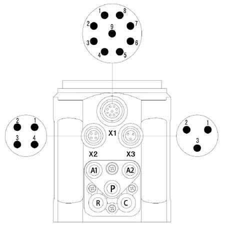 智能型电气定位器参数