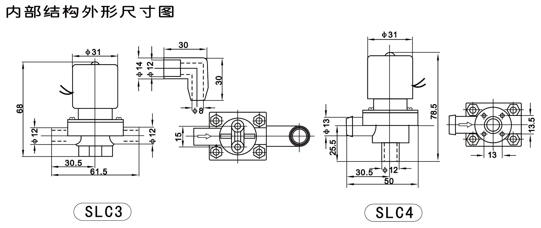 饮水机电磁阀有哪些连接方式
